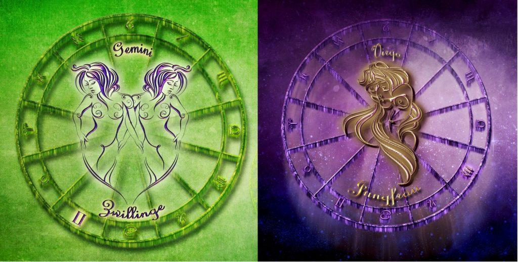 Совместимость знаков зодиака Дева и Близнецы в любви, дружбе и браке