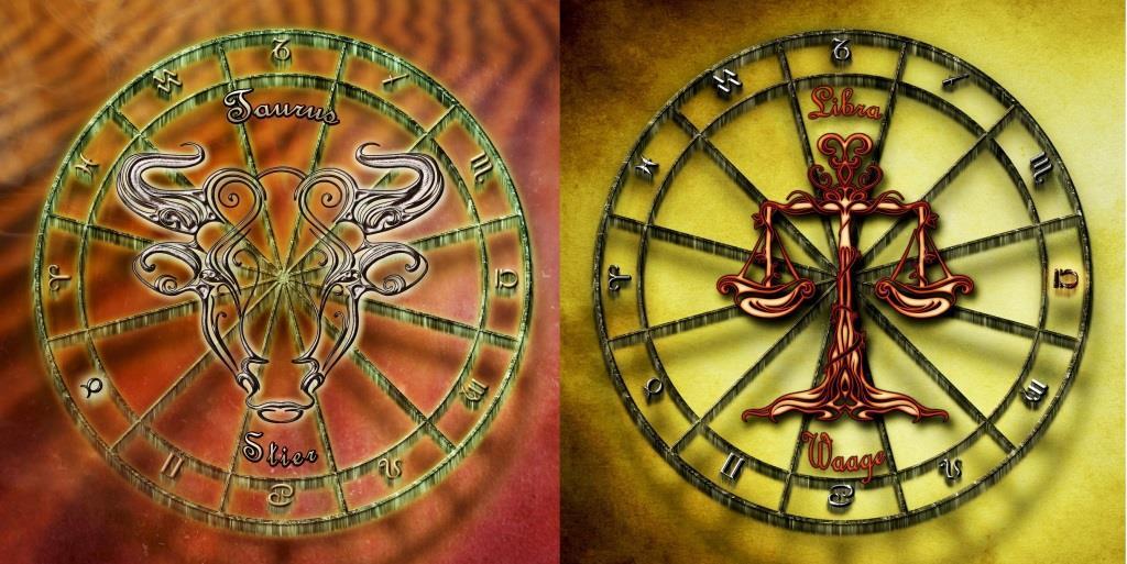 Гороскоп совместимости Телец и Весы. Совместимость знаков зодиака Телец и Весы