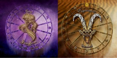 Гороскоп совместимости знаков Зодиака Дева и Козерог: в отношениях, в работе, в дружбе