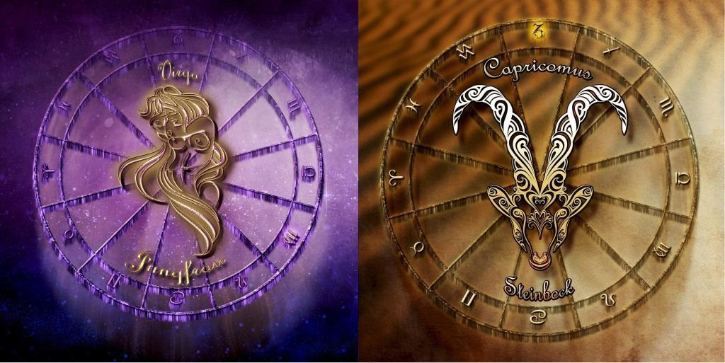 Совместимость знаков зодиака в любви козерог женщина и дева мужчина