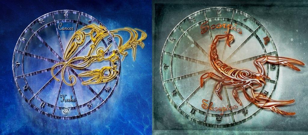 Скорпион и Рак совместимость знаков зодиака — женщина и мужчина в любви