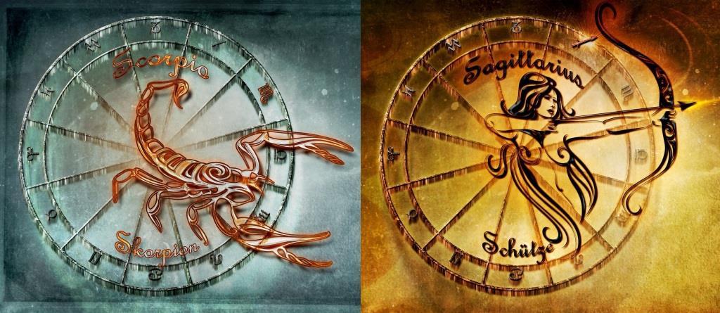 Совместимость Скорпион и Стрелец