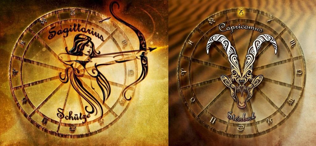 Совместимость знаков зодиака в любви козерог мужчина и стрелец женщина