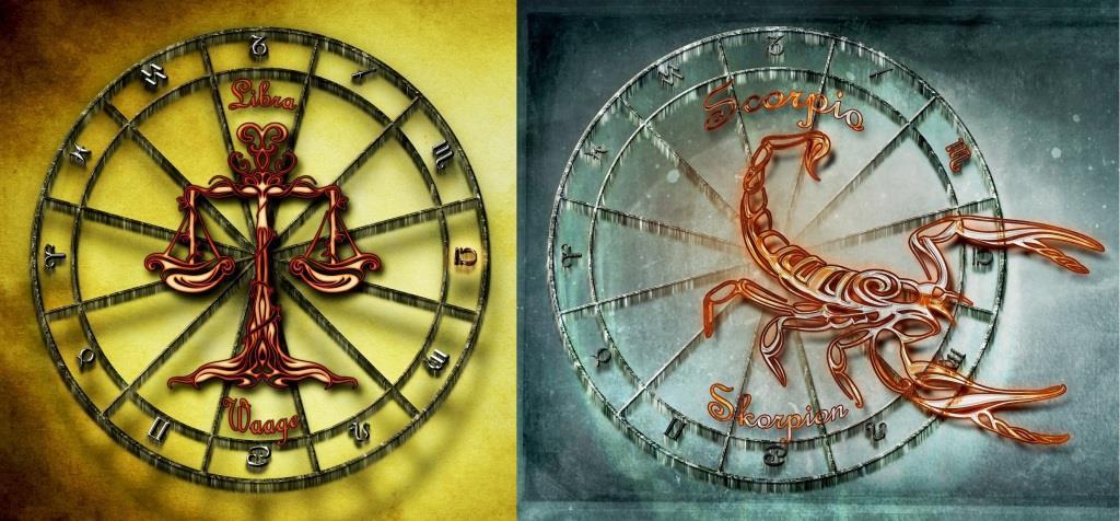 Весы знак зодиака мужчина совместимость с скорпионом женщиной