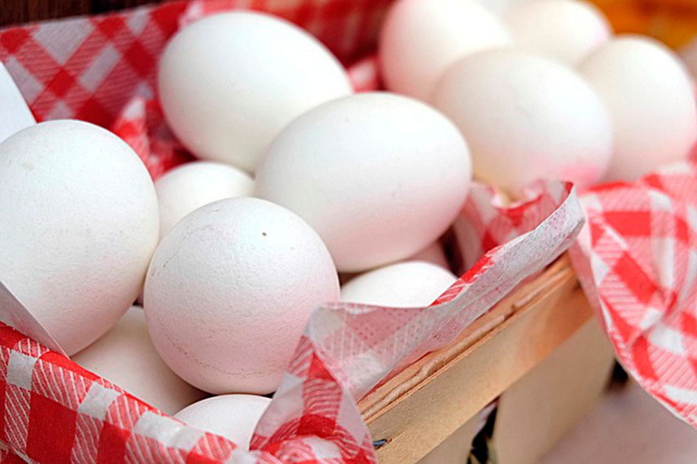 Сонник видеть много яиц